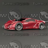 Exona supercar concept