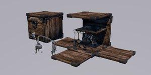 3d model alchemy