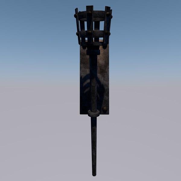 torch 3d c4d