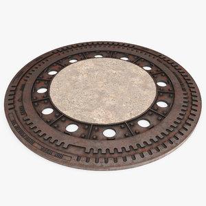 man hole manhole max
