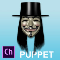 Vendetta Puppet