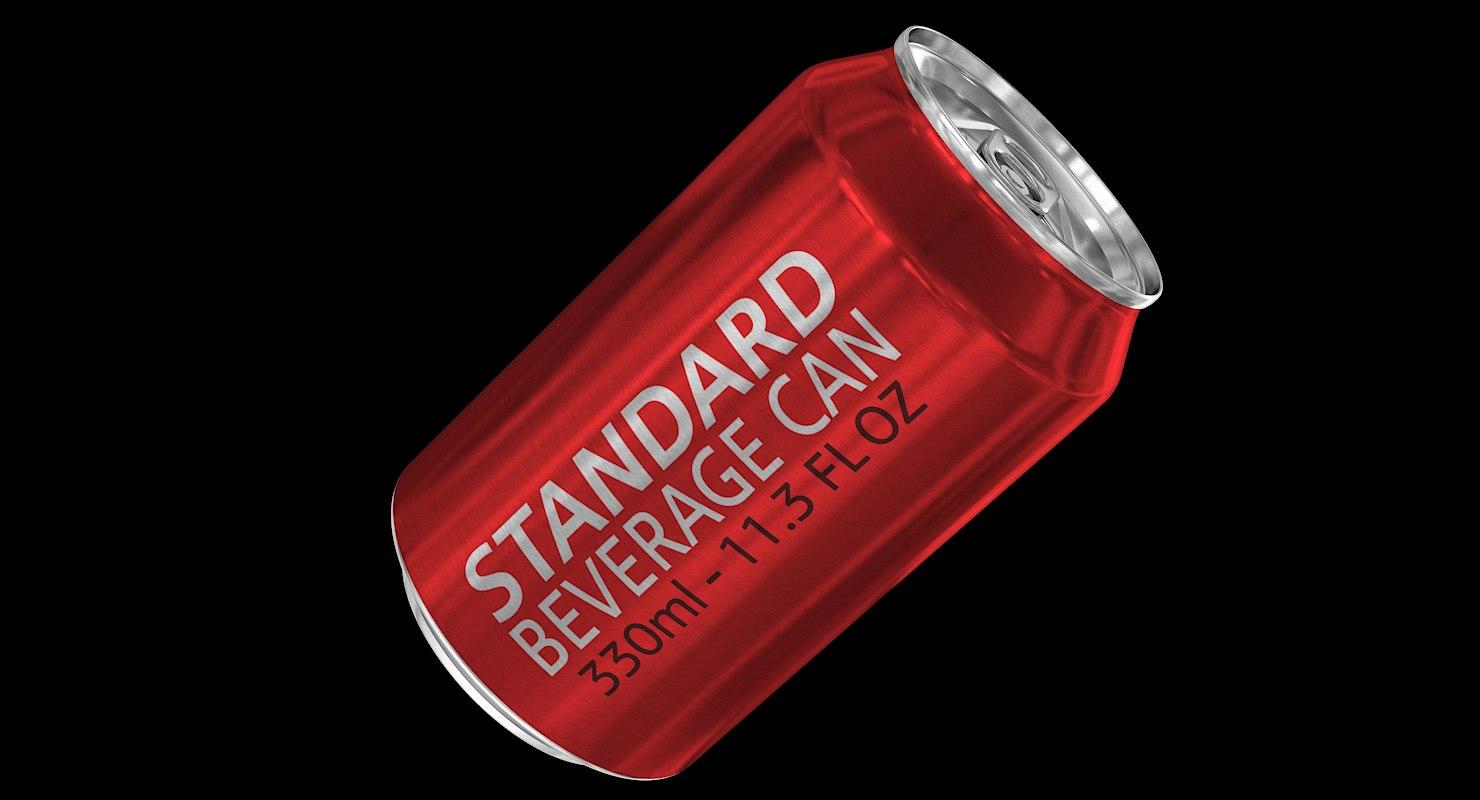 330ml 11 3oz Standard Beverage Can