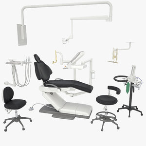 a-dec 500 dental equipment obj