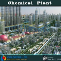 chemical plant max