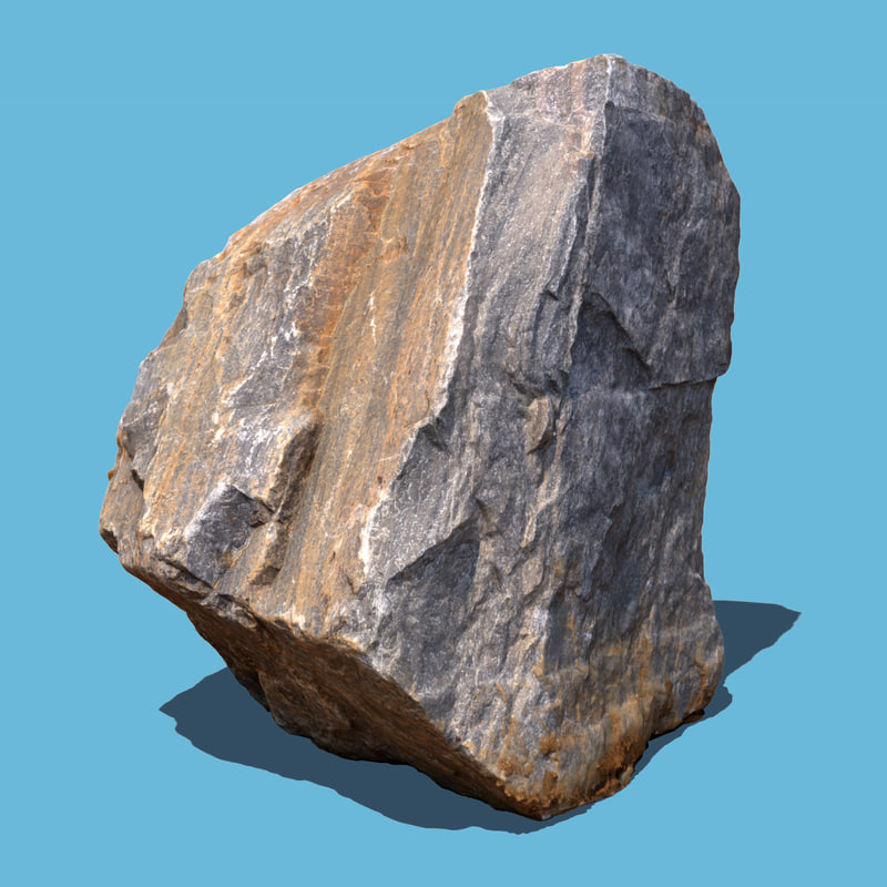 Chris Rock (3D scan)