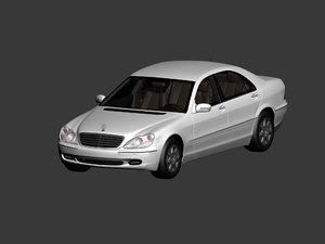 3d model of sale