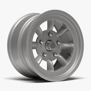 mini lite racing wheel x