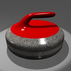 3D curling