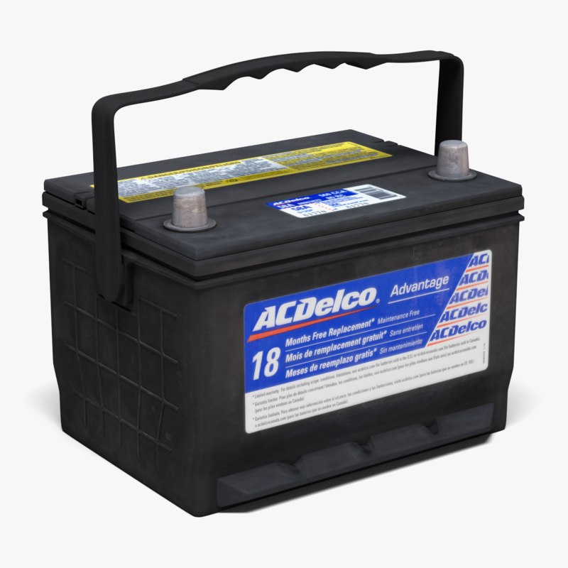 ac car battery x