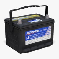 ac car battery x