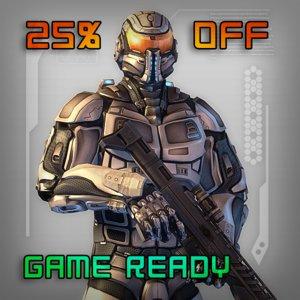 3ds max suit ready