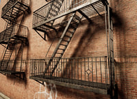 Fire Escape Ladders