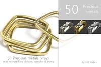 50 precious metals