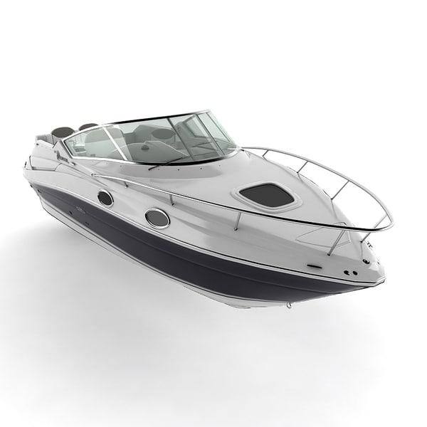 3d sea 240 sundancer