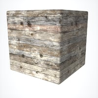 Rough Wood Planks PBR