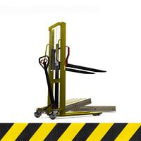 3d manual forklift model