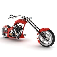 Custom Chopper 02