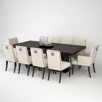 Baker Dining Set