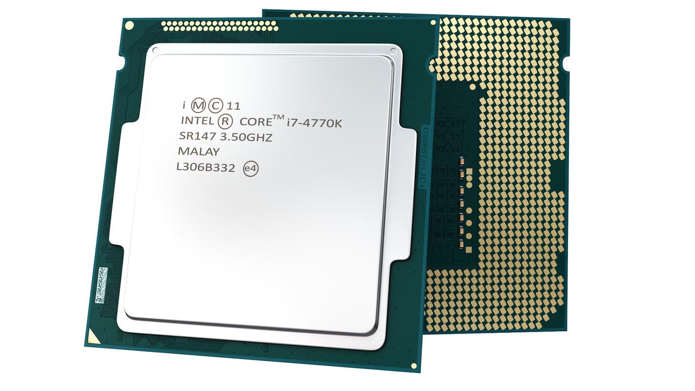 3d intel core i7 4770k model