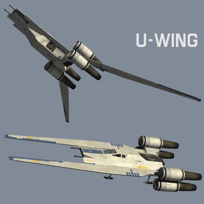 max u-wing ut-60d star