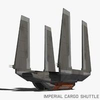 Imperial Cargo Shuttle