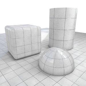 Flecked Floor Tiles