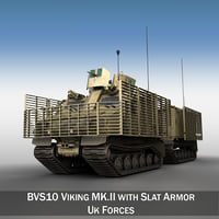BAE BVS10 Viking MKII - UK Forces
