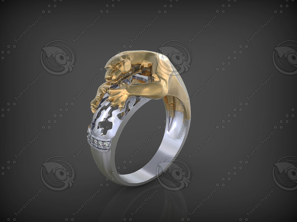 ring jewelry 3D model