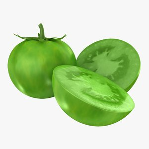 3ds realistic cherry tomatoes 2