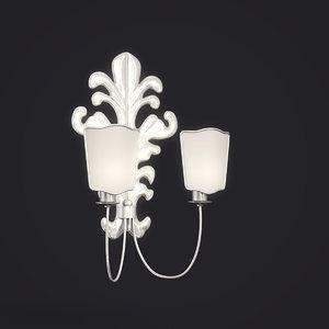 3ds art 1029 lamp baga