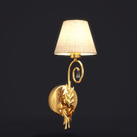 Baga Lamp art 1111 sconce
