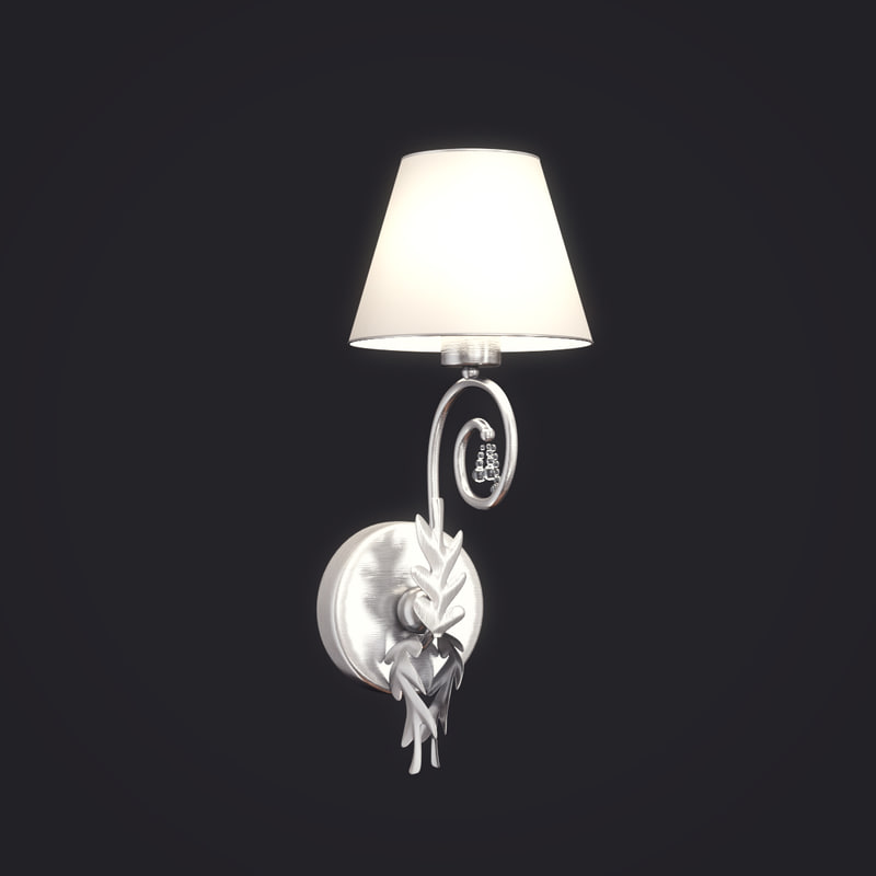 lamp art 986 baga 3d model