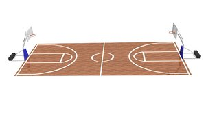 free blend mode basketball field plane