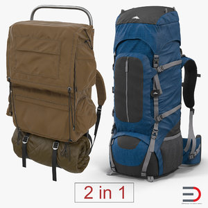 backpacks 5 model