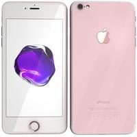 rose gold 3d model
