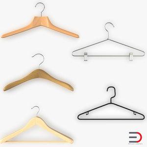3d clothes hangers 2