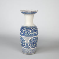 Chinese Vase Blue