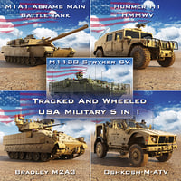 max tracked wheeled military 5
