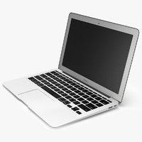 MacBook Air 11 inch 3D Model