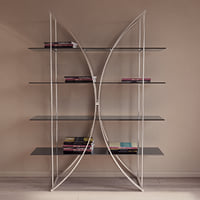 book shelf 7245 tonin 3ds