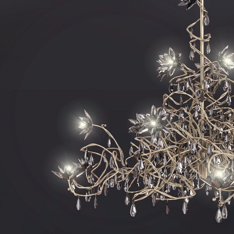 max lamp jewel hl15 black