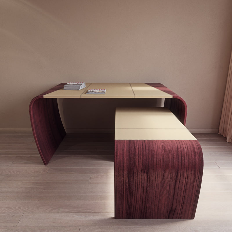 minos table codutti 3d 3ds
