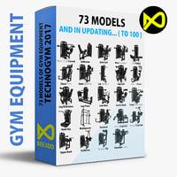 GYM PRO 2017 - 73 Models