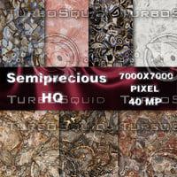 Semiprecious HQ