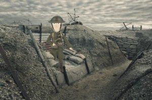 World War 1 Puppet