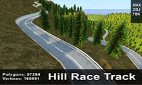 Hill Race Track