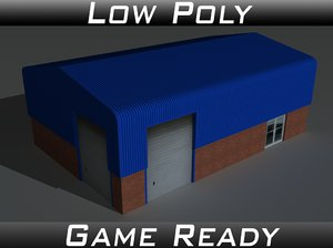 factory building 7 3ds