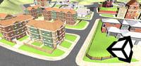 Unity 3D_Village&City