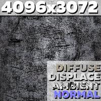 Seamless Grunge Metal Texture