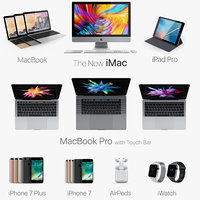 Apple electronics collection 2016 2017 v3